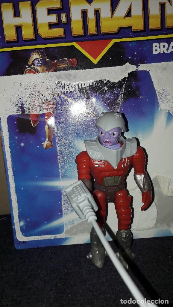 MASTERS DEL UNIVERSO COLECCION HE-MAN BRAKK MOTU ORIGINAL AÑO 1990 (Juguetes - Figuras de Acción - Master del Universo)