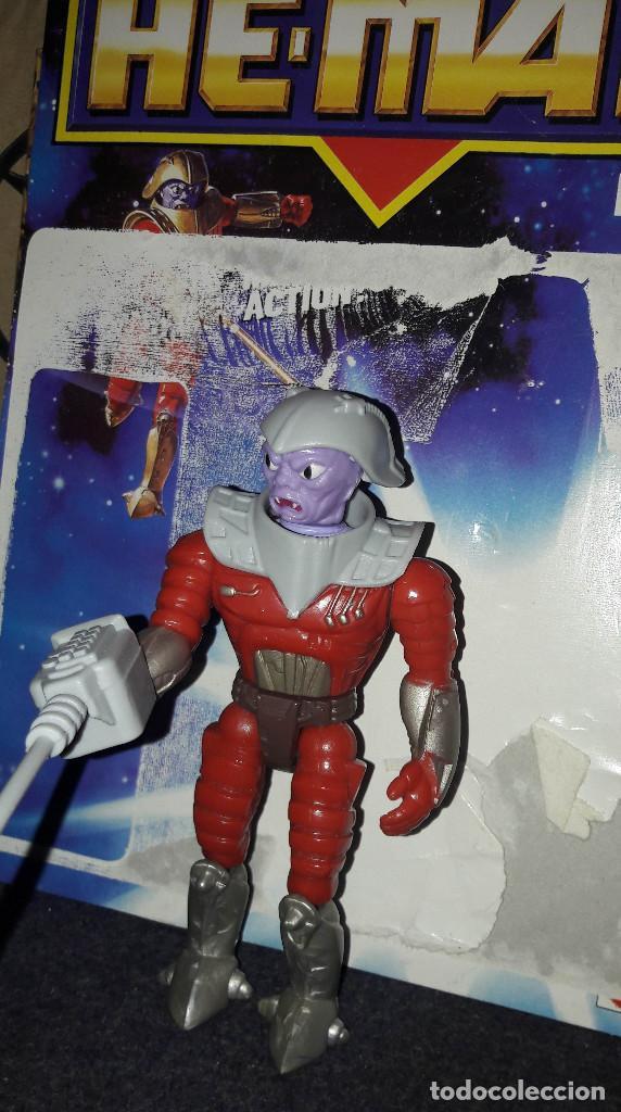Figuras Masters del Universo: MASTERS DEL UNIVERSO COLECCION HE-MAN BRAKK MOTU ORIGINAL AÑO 1990 - Foto 4 - 71104329