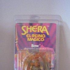 Figuras Masters del Universo: BOW SHE-RA SHERA EL REINO MAGICO SPAIN SPANISH HE-MAN MOTU EN BLISTER HE-MAN. Lote 86265696