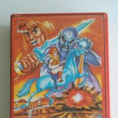 Figuras Masters del Universo: VHS/HE-MAN Y LOS MASTERS DEL UNIVERSO Nº5.. Lote 86639508