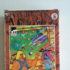 Figuras Masters del Universo: VHS/HE-MAN Y LOS MASTERS DEL UNIVERSO Nº21.. Lote 86640156