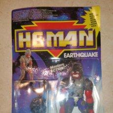 Figuras Masters del Universo: MASTERS DEL UNIVERSO (MOTU) EARTHQUAKE (QUAKE) NEW ADVENTURES HEMAN HE-MAN NUEVO!!!!. Lote 86874332