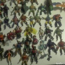 Figuras Masters del Universo: LOTE DE 26 MASTERS DEL UNIVERSO AÑOS 80..PREGUNTAR PIEZAS VENDIDAS,.SEGUN FOTOS. Lote 93960648