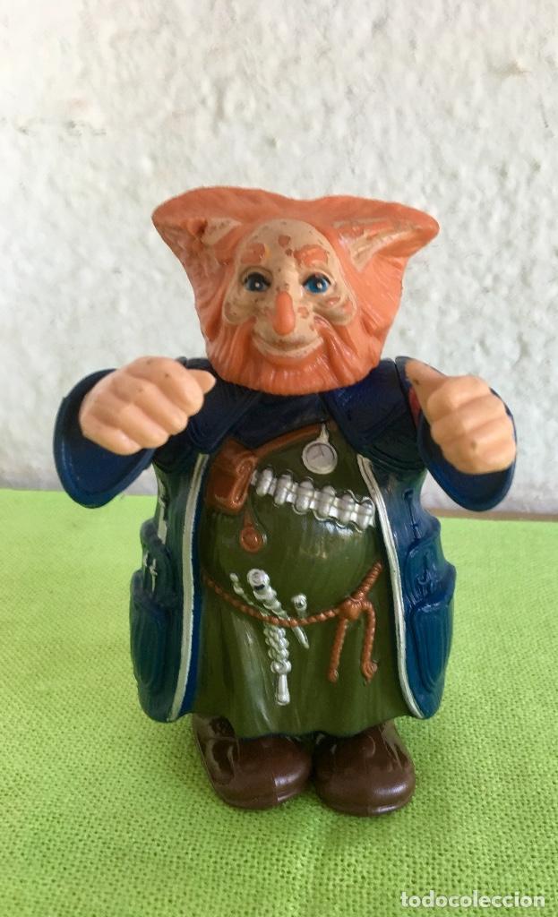 GWILDOR GUILDOR MASTER DEL UNIVERSO MOTU MATTEL 1986 HEMAN (Juguetes - Figuras de Acción - Master del Universo)