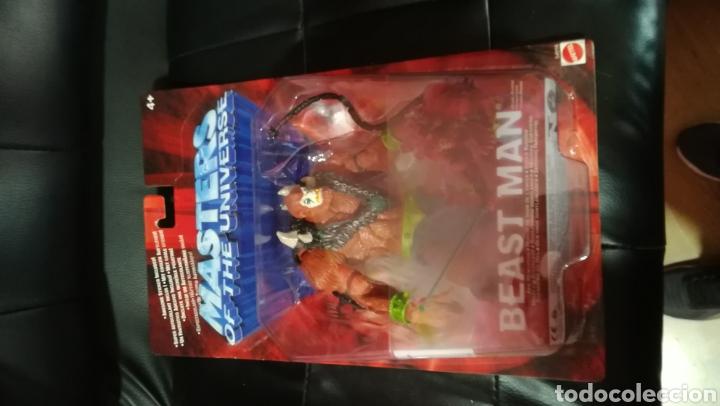 Figuras Masters del Universo: Masters del universo 200x,master of universe, Beast man - Foto 4 - 97033375