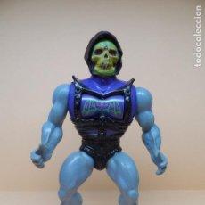 Figuras Masters del Universo: MOTU SKELETOR BATTLE ARMOR (ARMADURA DE COMBATE) 1983 FRANCE. Lote 98691443