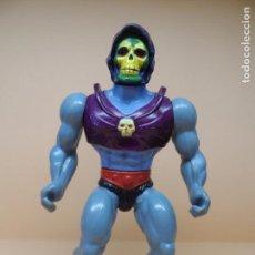 Figuras Masters del Universo: MOTU SKELETOR GARRA DIABOLICA () 1985 MATTEL. Lote 98692275