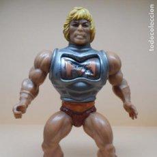 Figuras Masters del Universo: MOTU HE-MAN BATTLE ARMOR 1983 FRANCE. Lote 98692399