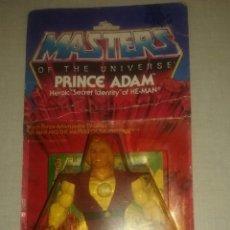 Figuras Masters del Universo: FIGURA MOTU PRINCIPE ADAM BLISTER. Lote 98713958