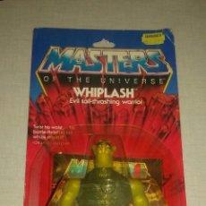 Figuras Masters del Universo: FIGURA EN BLISTER MOTU WHIPLASH VINTAGE USA. Lote 98714087