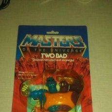 Figuras Masters del Universo: FIGURA EN BLISTERS TWO BAD MOTU. Lote 98714746