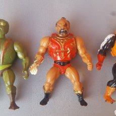 Figuras Masters del Universo: 3 FIGURAS DE MASTER DEL UNIVERSO. Lote 98718235
