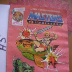 Figuras Masters del Universo: ANTIGUO COMIC MASTER DEL UNIVERSO. Lote 101145283