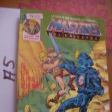 Figuras Masters del Universo: ANTIGUO COMIC MASTER DEL UNIVERSO. Lote 101145287