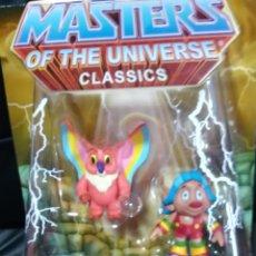 Figuras Masters del Universo: MASTERS DEL UNIVERSO, MOTUC, MASTERS OF UNIVERSE, HE MAN, LOO KEE & KOWL. Lote 101269543