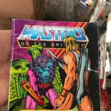 Figuras Masters del Universo: COMIC MOTU MASTERS DEL UNIVERSO UNIVERSE - SPIKOR STRIKES. Lote 101562511