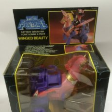 Figuras Masters del Universo: WINGED BEAUTY TEK FORCE CATEC 1985 MASTERS UNIVERSO MOTU BOOTLEG NUEVO.. Lote 146386266