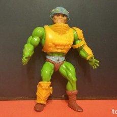 Figuras Masters del Universo: MAN AT ARMS DE LOS MÁSTERS DEL UNIVERSO ORIGINAL DE MATTEL 1981. Lote 105111415