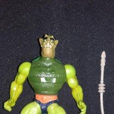 Figuras Masters del Universo: HEMAN MOTU MATTEL MASTERS DEL UNIVERSO HE MAN WHIPLASH . Lote 105761239
