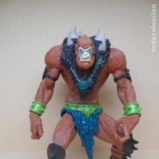 Figuras Masters del Universo: MOTU BEAST-MAN 200X MATTEL 2001. Lote 110546571