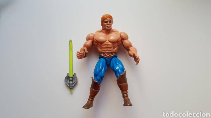 FIGURA HE-MAN MATTEL 1990 (Juguetes - Figuras de Acción - Master del Universo)