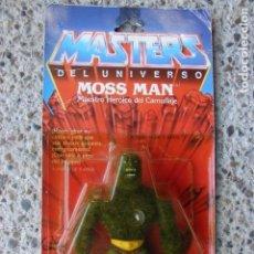 Figuras Masters del Universo: MOSS MAN - MASTERS DEL UNIVERSO - MATTEL. Lote 112059055