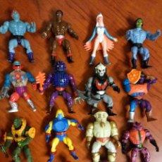 Figuras Masters del Universo: LOTE DE FIGURAS REPARADAS 1 MASTERS DEL UNIVERSO MOTU. Lote 112290235