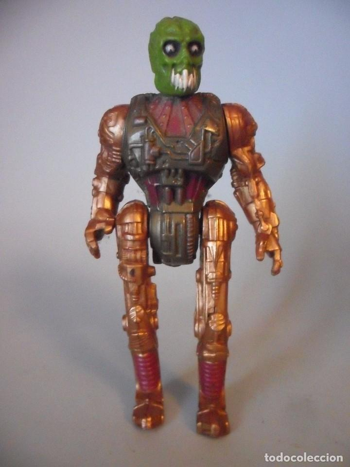 MOTU MASTERS OF THE UNIVERSE HE-MAN NEW ADVENTURES HOOVE MATTEL 1989 (Juguetes - Figuras de Acción - Master del Universo)