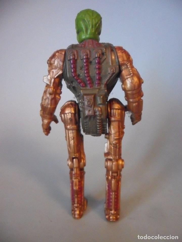 Figuras Masters del Universo: MOTU MASTERS OF THE UNIVERSE HE-MAN NEW ADVENTURES HOOVE MATTEL 1989 - Foto 4 - 112303951
