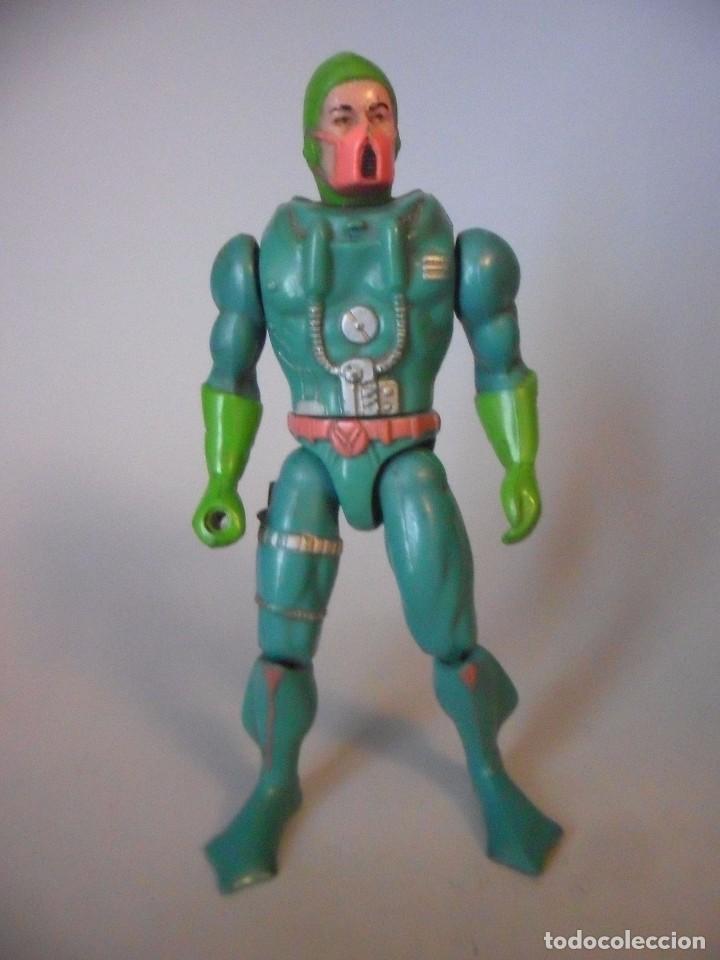 MOTU MASTERS OF THE UNIVERSE HE-MAN NEW ADVENTURES HYDRON MATTEL 1989 (Juguetes - Figuras de Acción - Master del Universo)