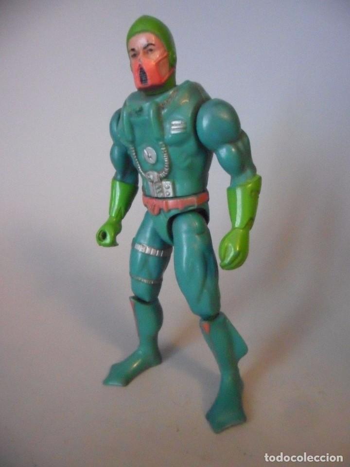 Figuras Masters del Universo: MOTU MASTERS OF THE UNIVERSE HE-MAN NEW ADVENTURES HYDRON MATTEL 1989 - Foto 2 - 112304411