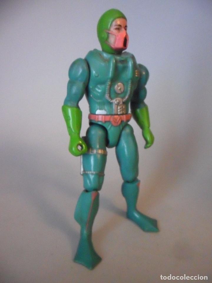 Figuras Masters del Universo: MOTU MASTERS OF THE UNIVERSE HE-MAN NEW ADVENTURES HYDRON MATTEL 1989 - Foto 3 - 112304411
