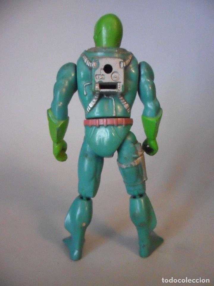 Figuras Masters del Universo: MOTU MASTERS OF THE UNIVERSE HE-MAN NEW ADVENTURES HYDRON MATTEL 1989 - Foto 4 - 112304411