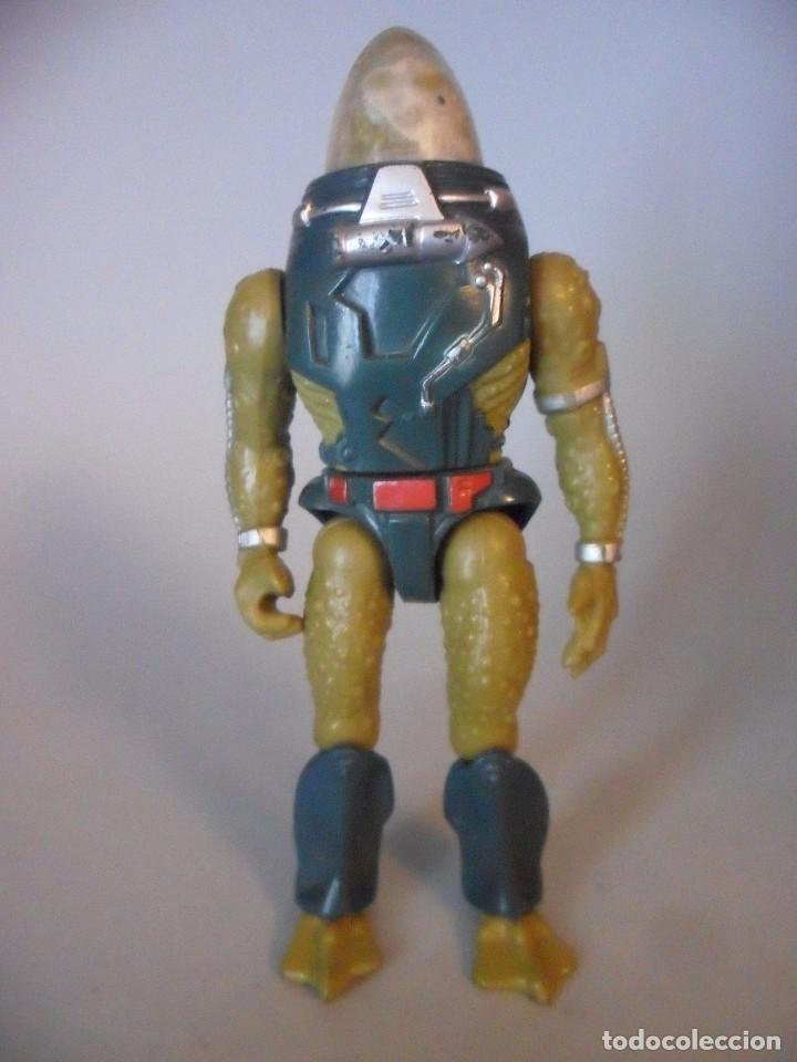 MOTU MASTERS OF THE UNIVERSE HE-MAN NEW ADVENTURES KALAMARR MATTEL 1989 (Juguetes - Figuras de Acción - Master del Universo)