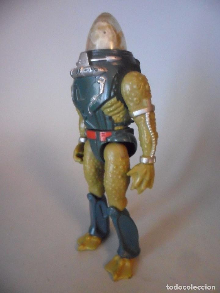 Figuras Masters del Universo: MOTU MASTERS OF THE UNIVERSE HE-MAN NEW ADVENTURES KALAMARR MATTEL 1989 - Foto 2 - 112304547