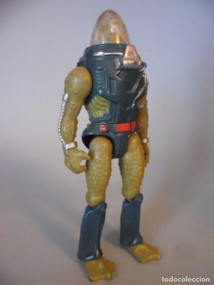 Figuras Masters del Universo: MOTU MASTERS OF THE UNIVERSE HE-MAN NEW ADVENTURES KALAMARR MATTEL 1989 - Foto 3 - 112304547