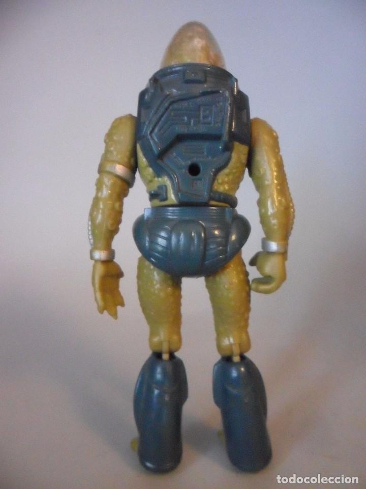 Figuras Masters del Universo: MOTU MASTERS OF THE UNIVERSE HE-MAN NEW ADVENTURES KALAMARR MATTEL 1989 - Foto 4 - 112304547