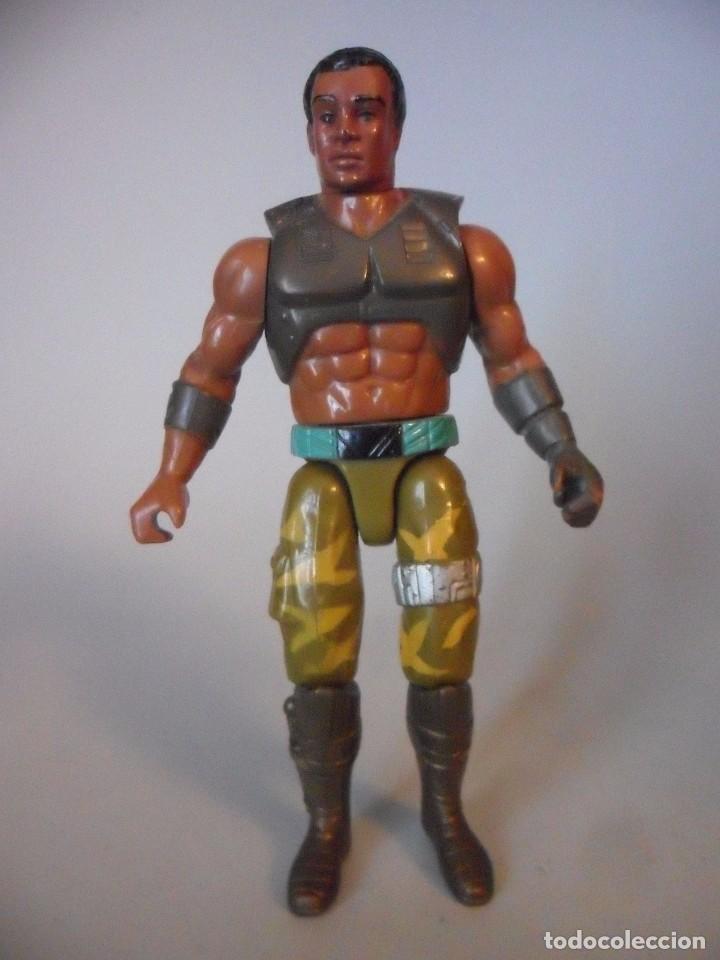 MOTU MASTERS OF THE UNIVERSE HE-MAN NEW ADVENTURES VIZAR MATTEL 1989 (Juguetes - Figuras de Acción - Master del Universo)