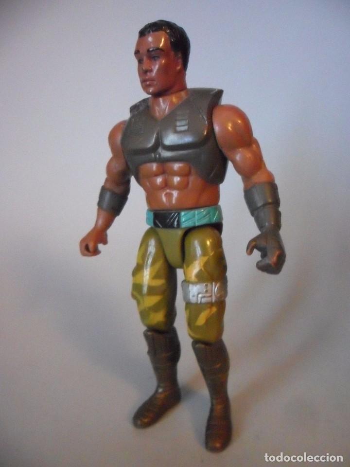 Figuras Masters del Universo: MOTU MASTERS OF THE UNIVERSE HE-MAN NEW ADVENTURES VIZAR MATTEL 1989 - Foto 2 - 112304687