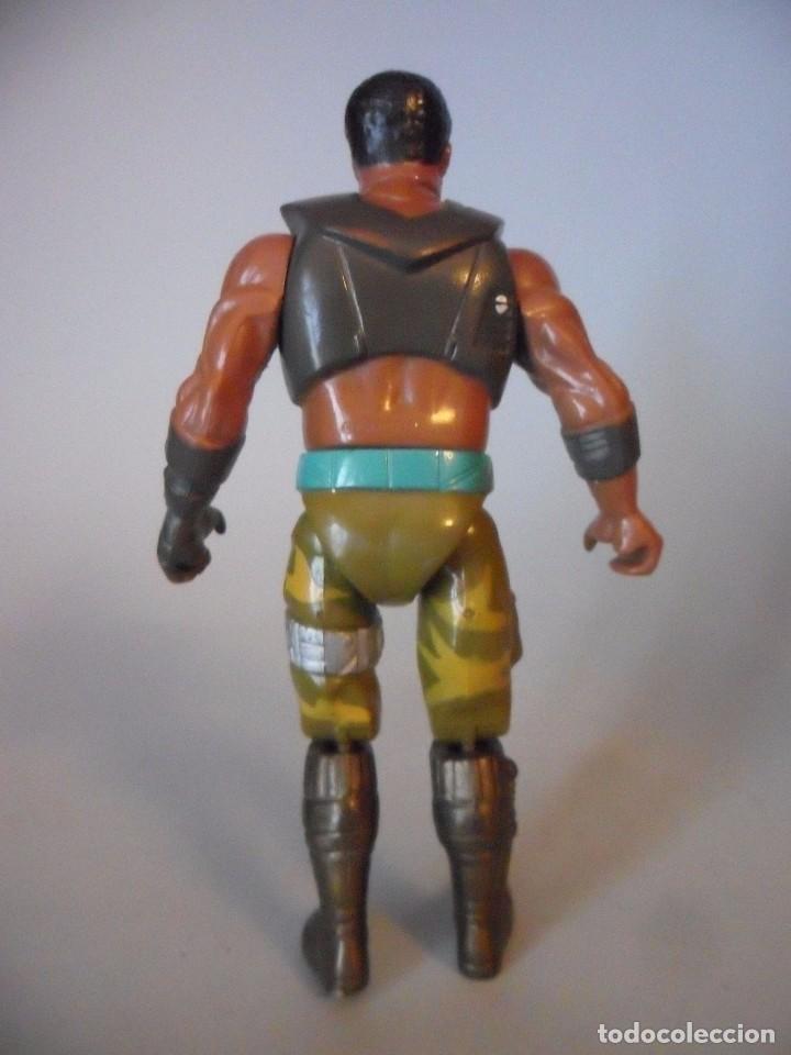 Figuras Masters del Universo: MOTU MASTERS OF THE UNIVERSE HE-MAN NEW ADVENTURES VIZAR MATTEL 1989 - Foto 4 - 112304687