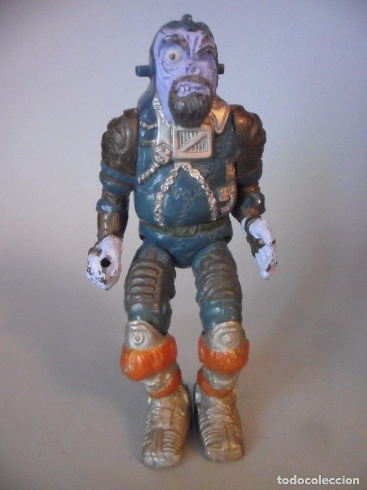 MOTU MASTERS OF THE UNIVERSE HE-MAN NEW ADVENTURES STAGHORN MATTEL 1990 (Juguetes - Figuras de Acción - Master del Universo)