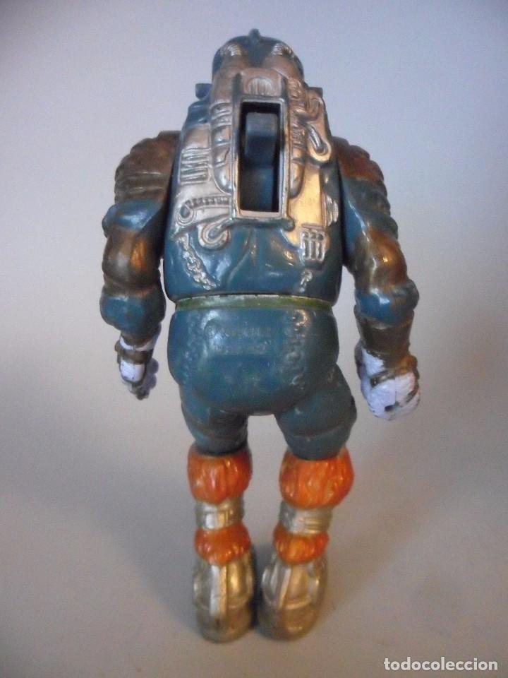 Figuras Masters del Universo: MOTU MASTERS OF THE UNIVERSE HE-MAN NEW ADVENTURES STAGHORN MATTEL 1990 - Foto 4 - 112305127