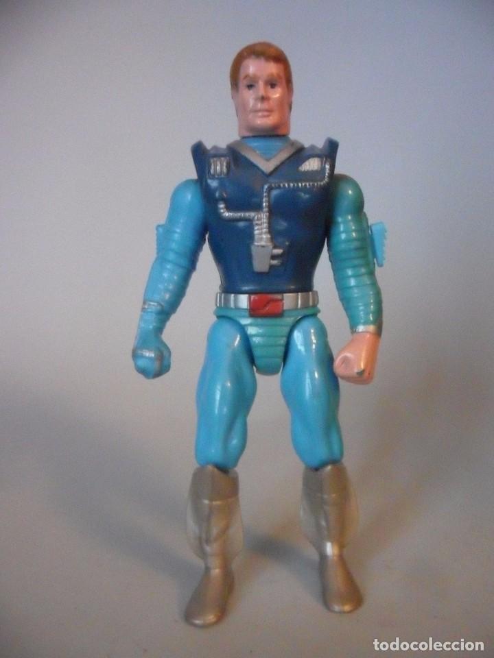 MOTU MASTERS OF THE UNIVERSE HE-MAN NEW ADVENTURES ICARUS FLIPSHOT MATTEL 1989 (Juguetes - Figuras de Acción - Master del Universo)