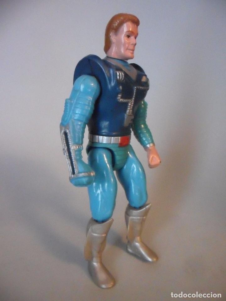 Figuras Masters del Universo: MOTU MASTERS OF THE UNIVERSE HE-MAN NEW ADVENTURES ICARUS FLIPSHOT MATTEL 1989 - Foto 3 - 112305259