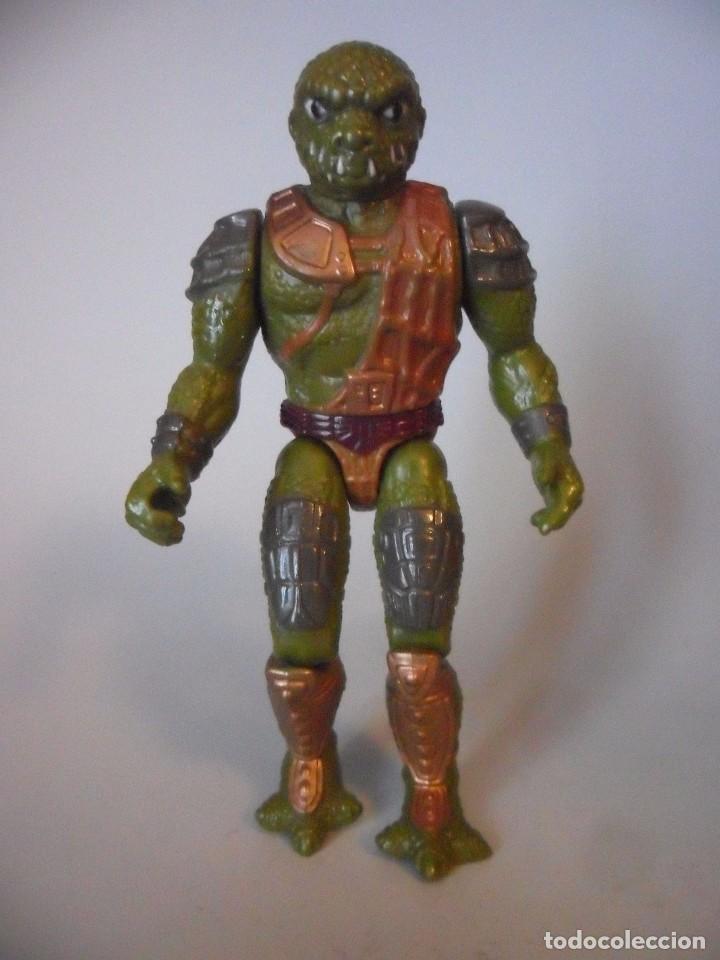 MOTU MASTERS OF THE UNIVERSE HE-MAN NEW ADVENTURES LIZORR MATTEL 1989 (Juguetes - Figuras de Acción - Master del Universo)