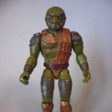 Figuras Masters del Universo: MOTU MASTERS OF THE UNIVERSE HE-MAN NEW ADVENTURES LIZORR MATTEL 1989. Lote 112305567