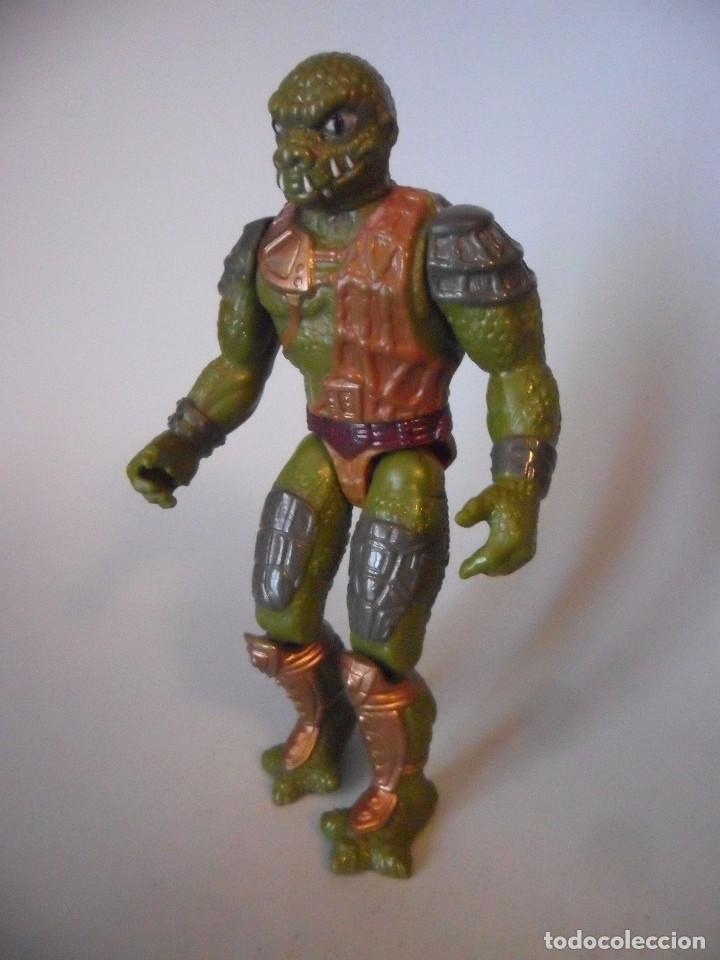 Figuras Masters del Universo: MOTU MASTERS OF THE UNIVERSE HE-MAN NEW ADVENTURES LIZORR MATTEL 1989 - Foto 2 - 112305567