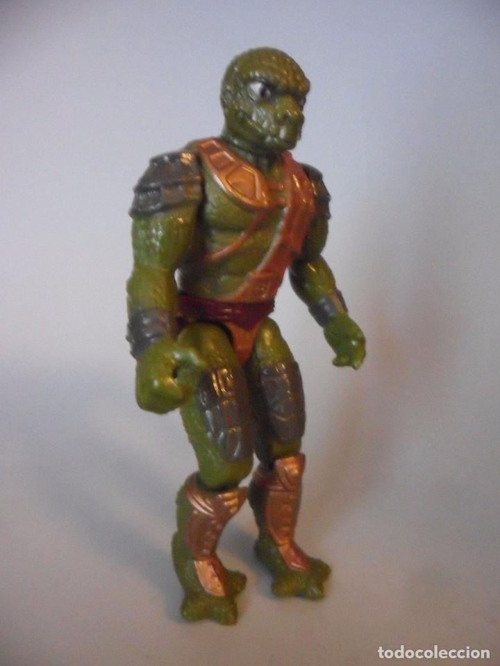 Figuras Masters del Universo: MOTU MASTERS OF THE UNIVERSE HE-MAN NEW ADVENTURES LIZORR MATTEL 1989 - Foto 3 - 112305567