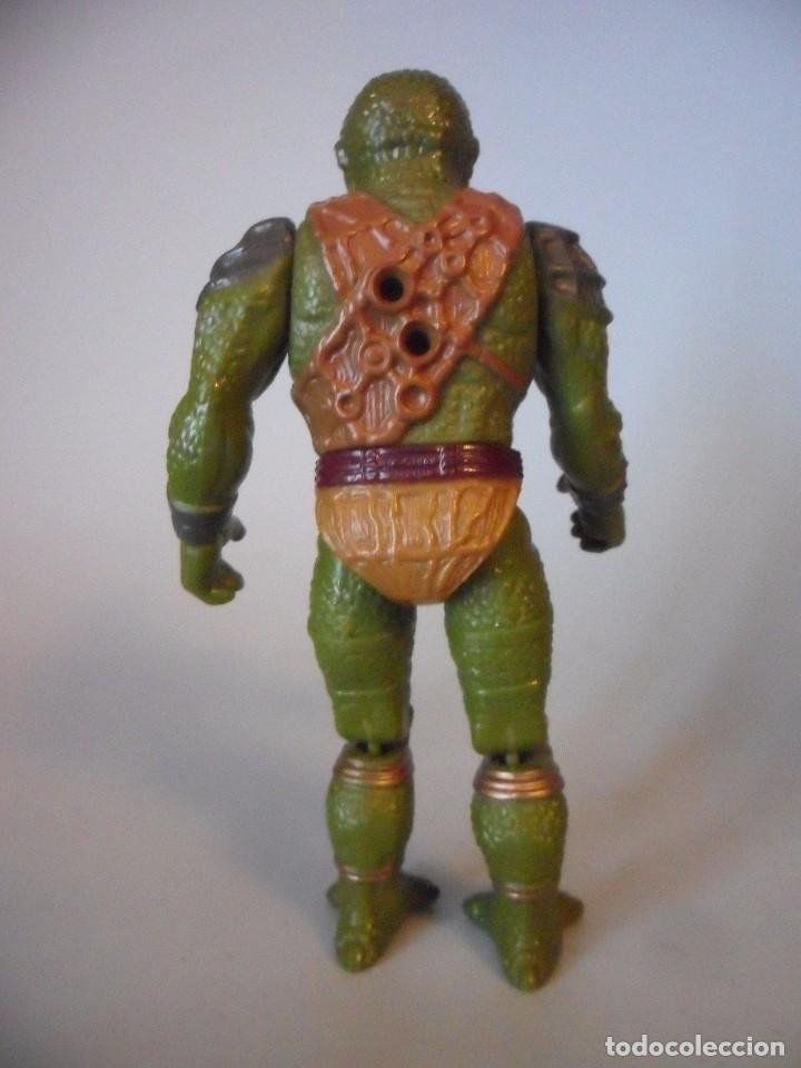 Figuras Masters del Universo: MOTU MASTERS OF THE UNIVERSE HE-MAN NEW ADVENTURES LIZORR MATTEL 1989 - Foto 4 - 112305567