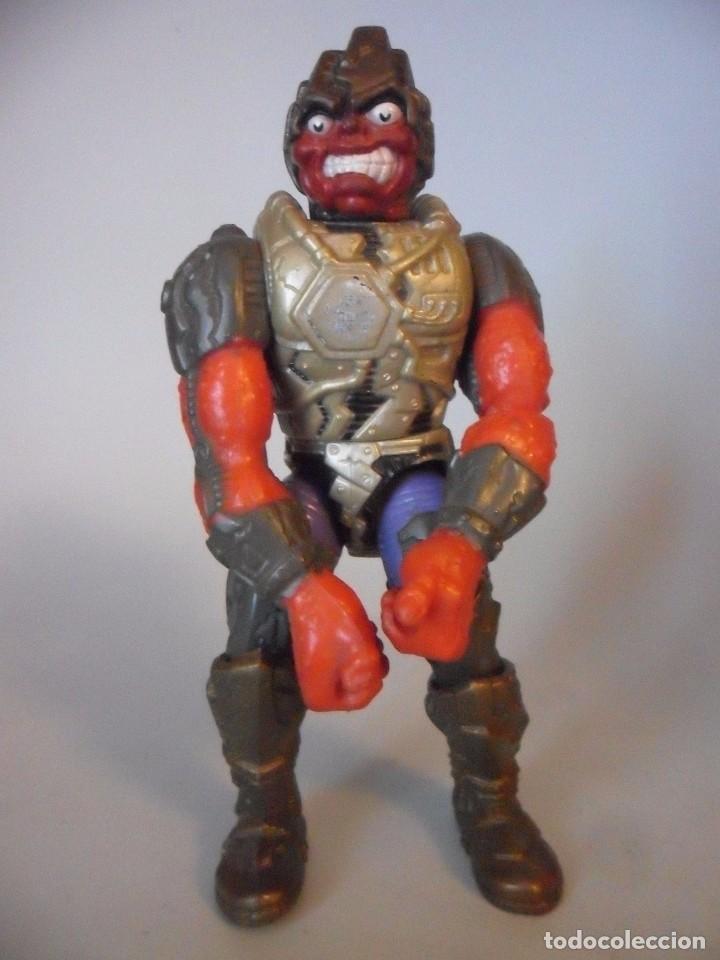 MOTU MASTERS OF THE UNIVERSE HE-MAN NEW ADVENTURES QUAKKE MATTEL 1991 (Juguetes - Figuras de Acción - Master del Universo)